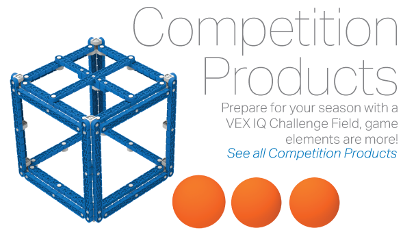VEX IQ Competition Products
