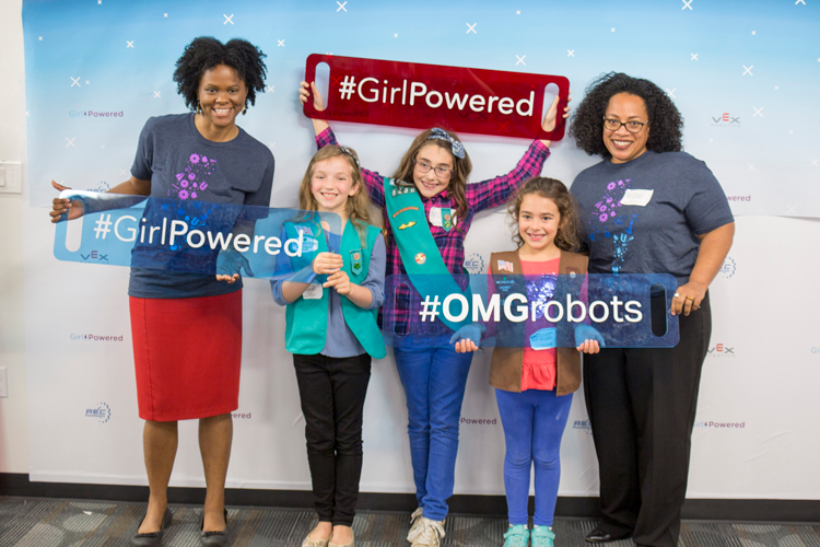 Girl Powered Flagship Event