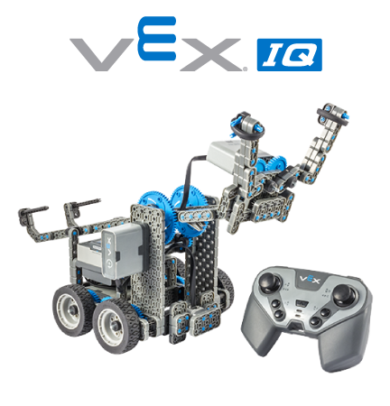 Click to browse VEX IQ