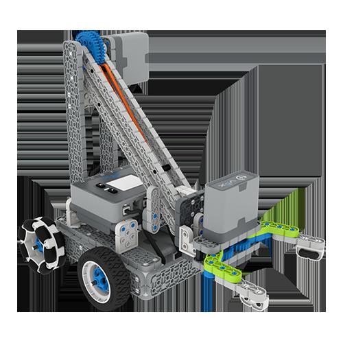 Basebot With Sensors