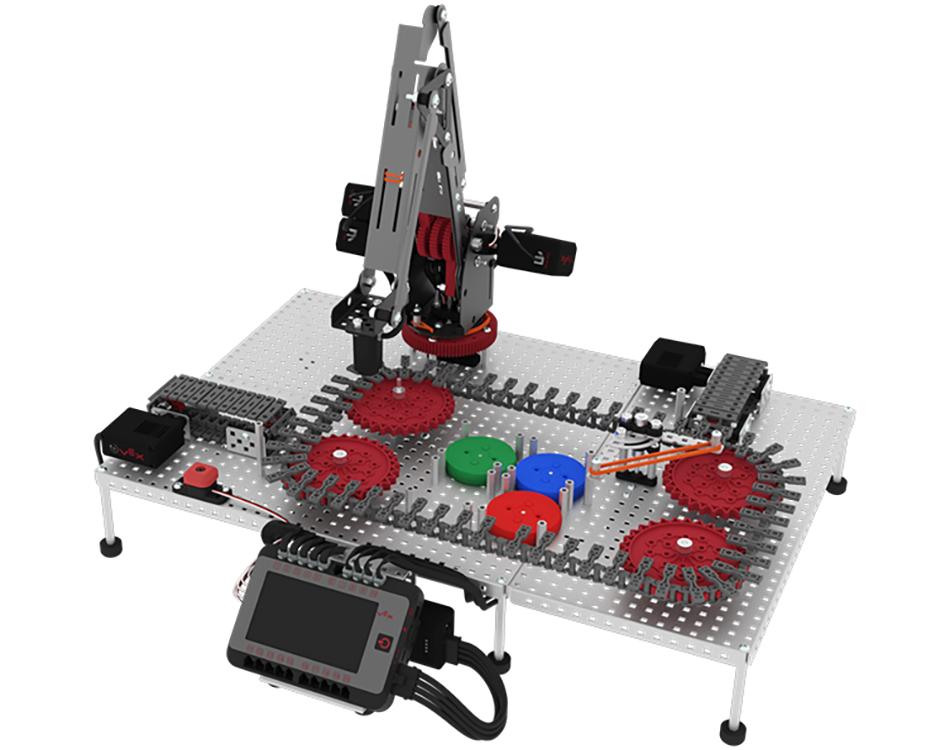 Using a Conveyor System