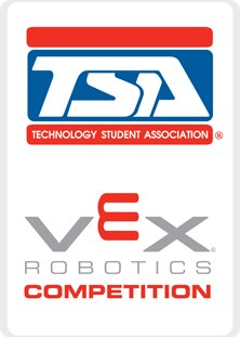 Kentucky TSA Vex Robotics Competition logo