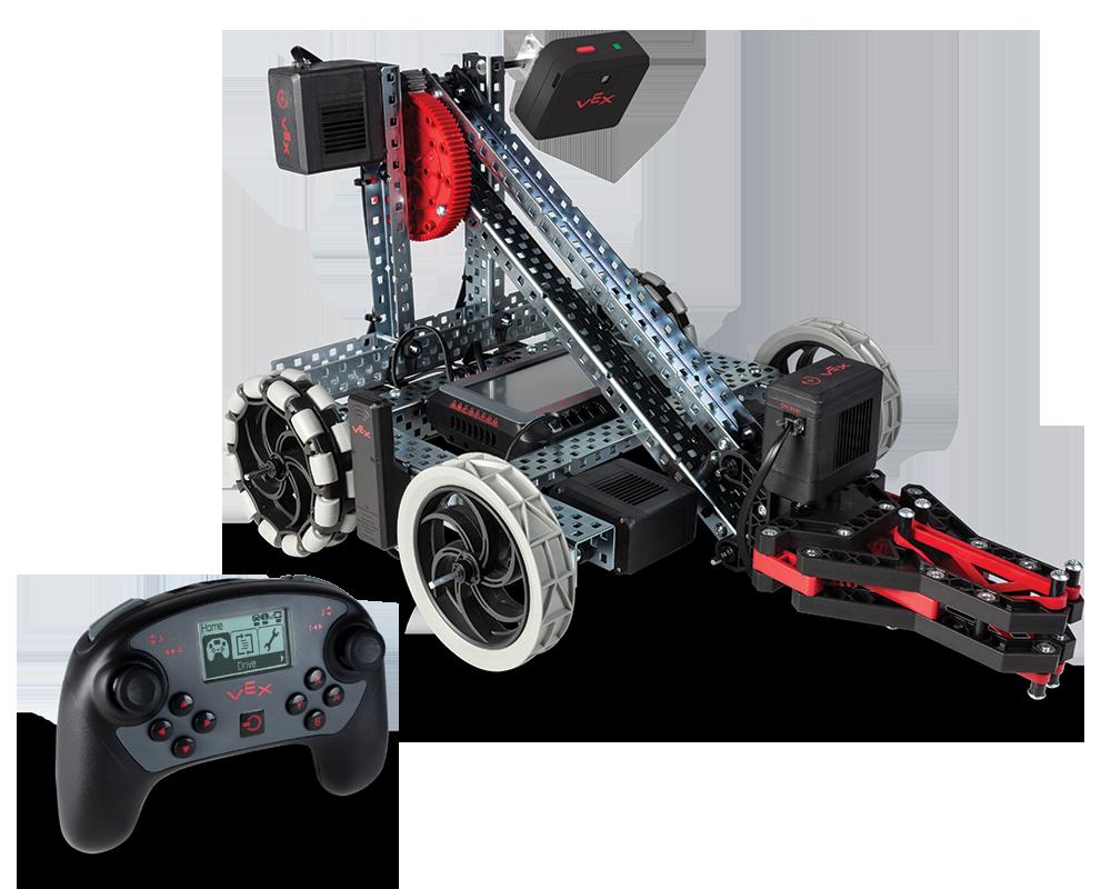 V-5 Robot