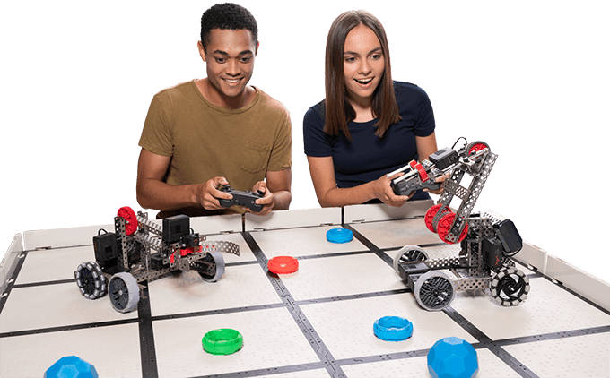 STEM Games provide limitless activities