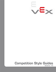 VEX Competition Style Guide