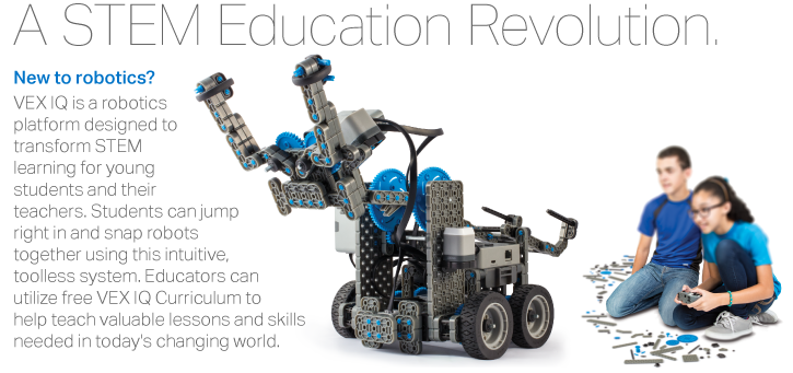 STEM Education Revolution
