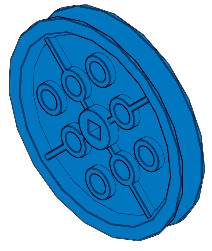 VEX IQ 40mm Pulley