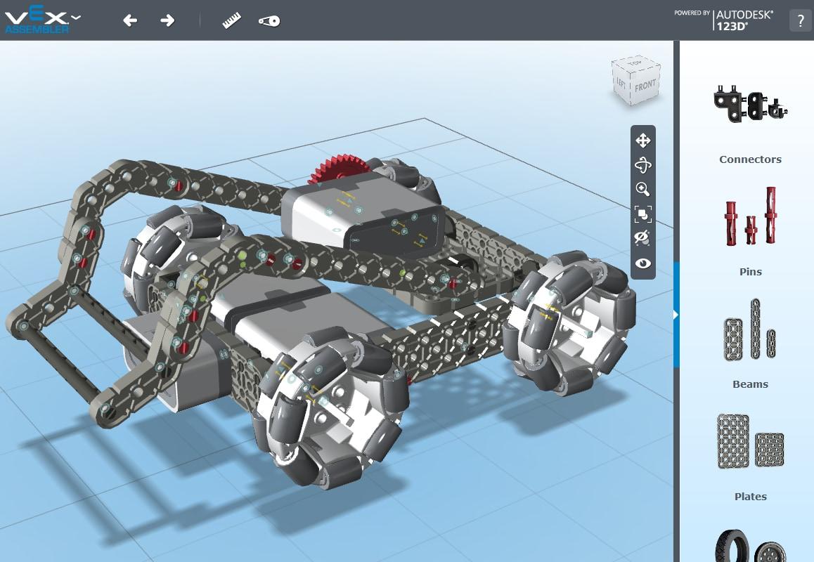 Vex Robotics Models Vex iq Robotics Platform