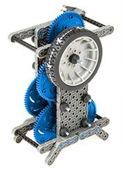 VEX IQ Gear Reduction