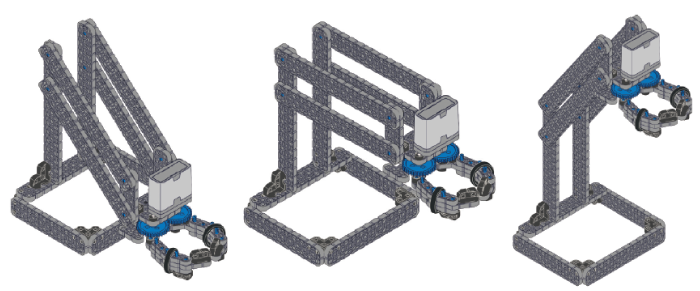 VEX IQ Four-Bar