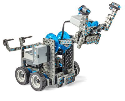 VEX IQ Clawbot IQ Build Instructions