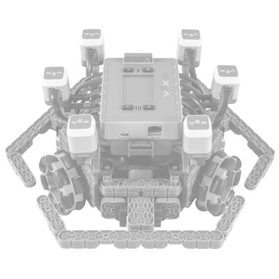 VEX IQ Kiwi Drive Bot - Build Instructions & Code Coming Soon!