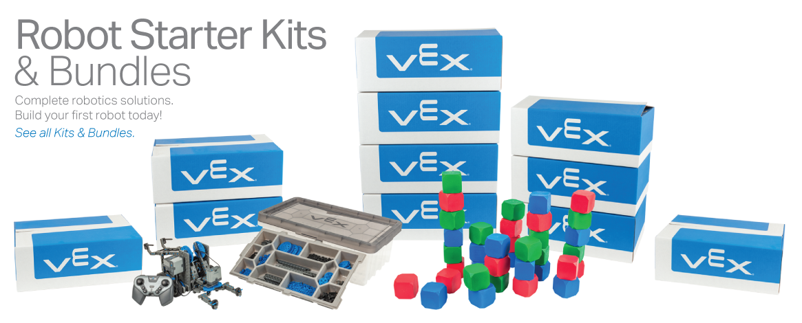 VEX IQ Kits & Bundles