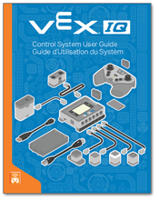 VEX IQ Control System User Guide